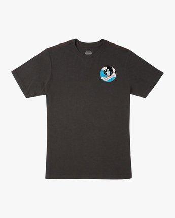 Luke Pelletier Skull Shred - T-Shirt for Men  X1SSRTRVS1