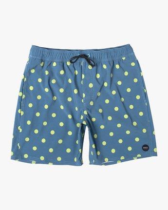 VA Elastic - Recycled Swim Shorts for Men  X1VORFRVS1