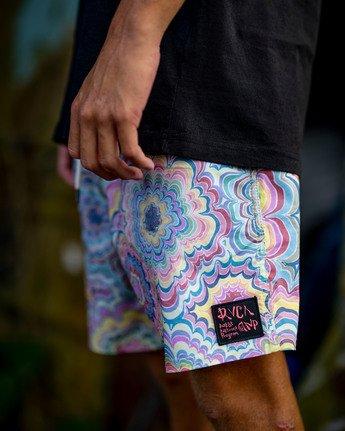 Kelsey Elastic - Recycled Swim Shorts for Men  X1VORGRVS1