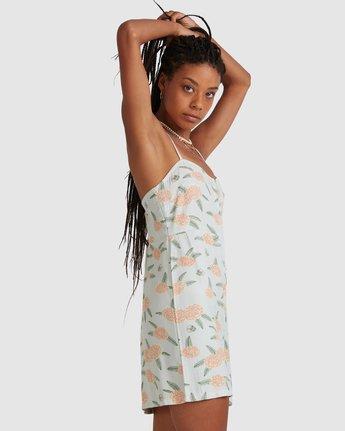 3 Luke P Floral - Robe sans manches pour Femme  X3DRRCRVS1 RVCA