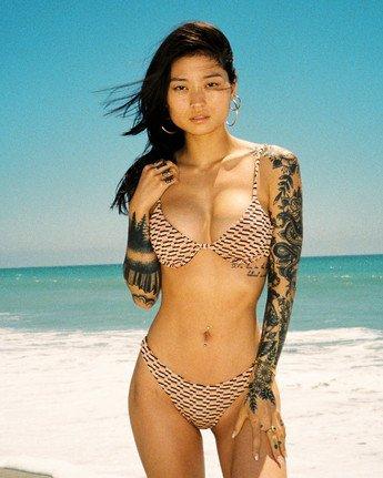 Cosmic Way - Low Rise Bikini Bottoms for Women  X3SBRBRVS1