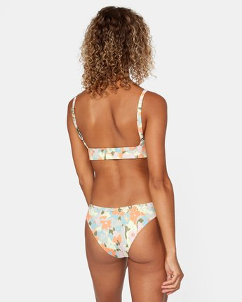 On The Road Medium - Recycled Bikini Bottoms for Women  X3SBRNRVS1