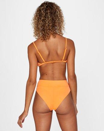 Solid - High Rise Bikini Bottoms for Women  X3SBRVRVS1