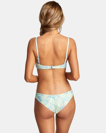 Field Of Dreams Cheeky - Recycled Bikini Bottoms for Women  X3SBSARVS1