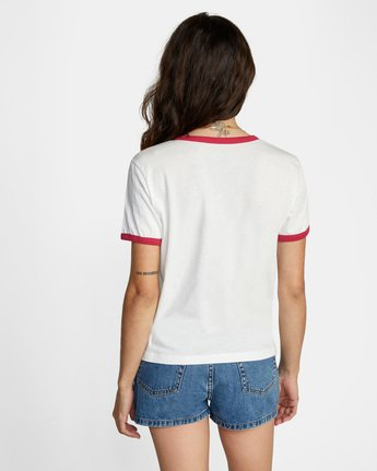 Scribble RVCA - T-Shirt for Women  X3SSRFRVS1