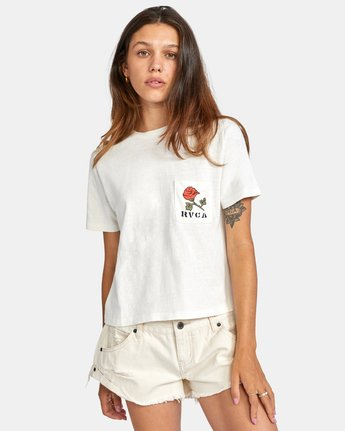 Forever - Organic T-Shirt for Women  X3SSRLRVS1