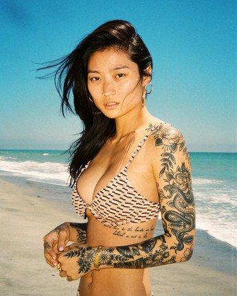 Cosmic Way - Underwired Bikini Top for Women  X3STRBRVS1