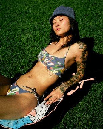 Pixie Crossback - Recycled Bikini Top for Women  X3STRORVS1