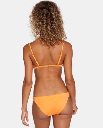Solid Trilette - Recycled Bikini Top for Women  X3STRVRVS1