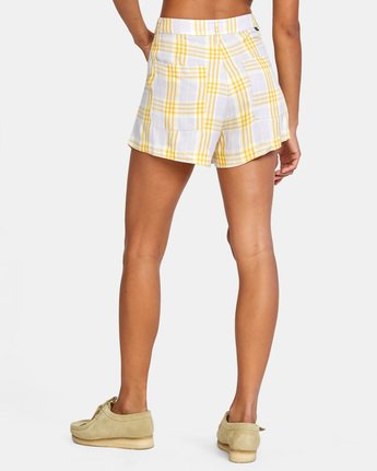 Downer - Woven Shorts for Women  X3WKRCRVS1