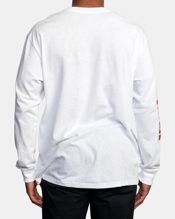 VA Sport RVCA Balance Block - Long Sleeve T-Shirt for Men  X4LSMBRVS1