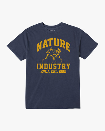 Boxing Alma Mater - T-Shirt for Men  X4SSMBRVS1