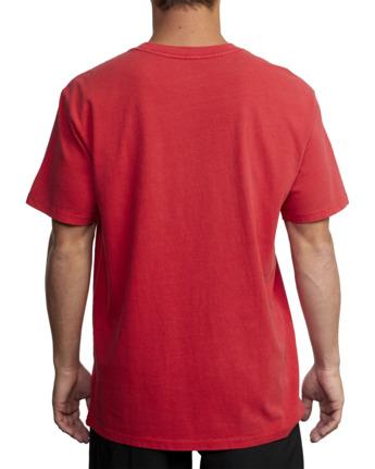 VA Sport RVCA Balance Block - T-Shirt for Men  X4SSMCRVS1