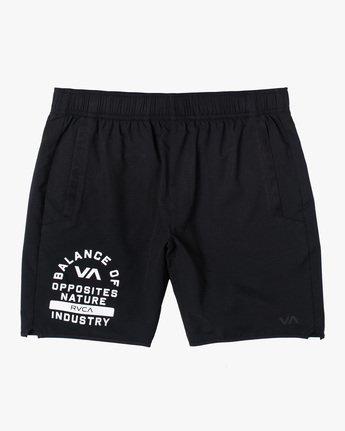VA Sport Yogger - Recycled Performance Training Shorts for Men  X4WKMARVS1