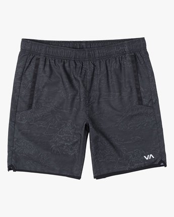 VA Sport Yogger - Recycled Performance Training Shorts for Men  X4WKMARVS1