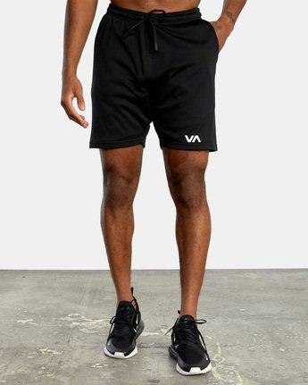 VA Sport - Performance Training Shorts for Men  X4WKMERVMU