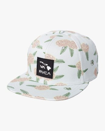 Luke P Floral - Snapback Cap for Men  X5CPRCRVS1