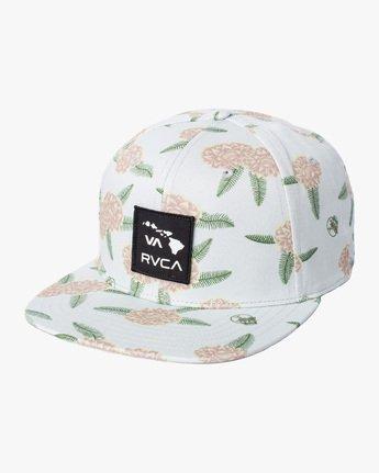 Luke Pelletier Floral - Snapback Cap for Men  X5CPRCRVS1