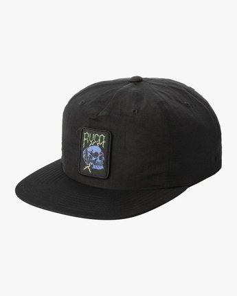 Lockdown - Strapback Cap for Men  X5CPRERVS1