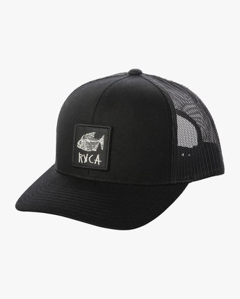 Ben Horton Dead Fish - Trucker Cap for Men  X5CPRGRVS1