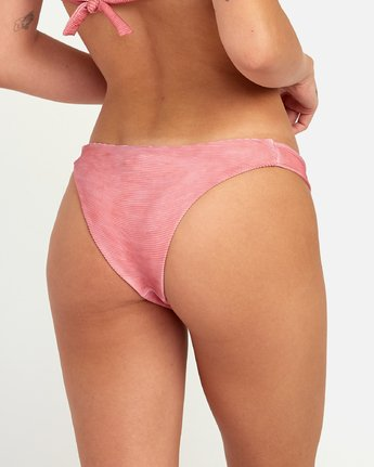 2 SALT WASH CHEEKY BIKINI BOTTOMS Pink XB411RSC RVCA