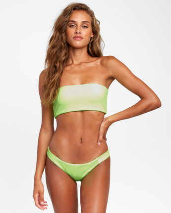 3 FLASH MEDIUM BIKINI BOTTOM Multicolor XB482RFM RVCA