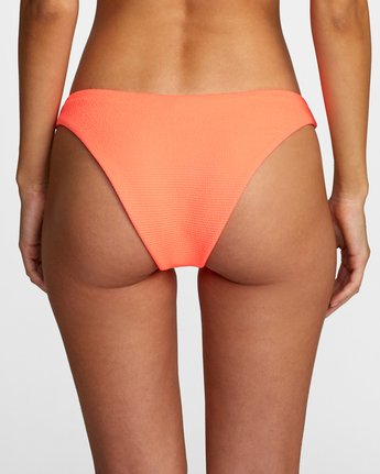 4 FLASH FRENCH BIKINI BOTTOM Pink XB492RFF RVCA