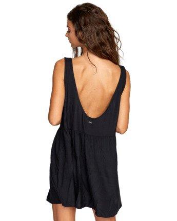 5 JORY DRESS Black XC052RJO RVCA