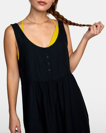 6 JORY DRESS Black XC052RJO RVCA