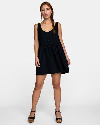 1 JORY DRESS Black XC052RJO RVCA
