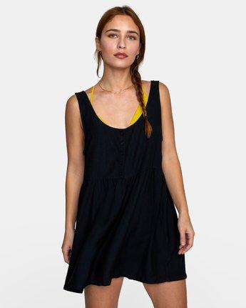2 JORY DRESS Black XC052RJO RVCA