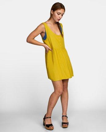 1 JORY DRESS Orange XC052RJO RVCA