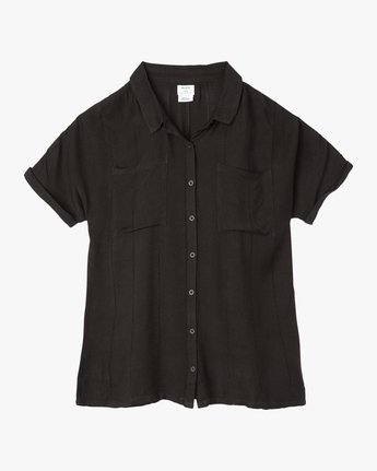 5 And Then Tunic Shirt Dress  XC05PRAN RVCA