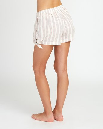 2 Sand Dollar High Waist Short White XC06URSS RVCA