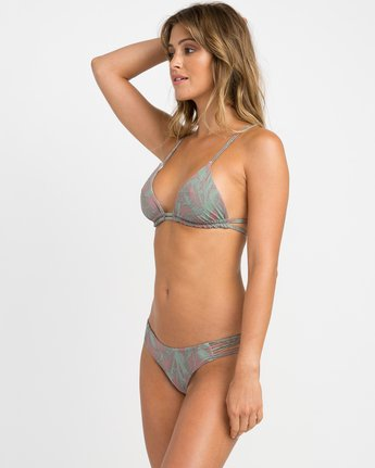 2 Palmer Reversible Triangle Bikini Top  XT06NRPT RVCA