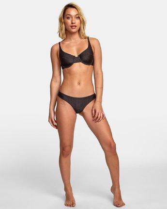 4 Ventura Underwire Bikini Top Black XT16WRVU RVCA