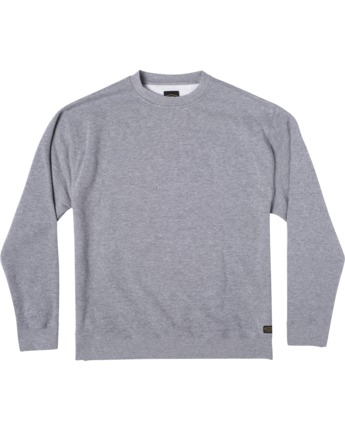Recession Collection Day Shift - Pullover Crew Sweatshirt for Men  Z1CRRERVF1