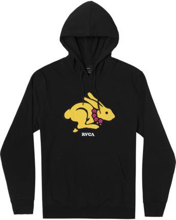 Evan Mock Rabbit - Hoodie for Men  Z1HORNRVF1