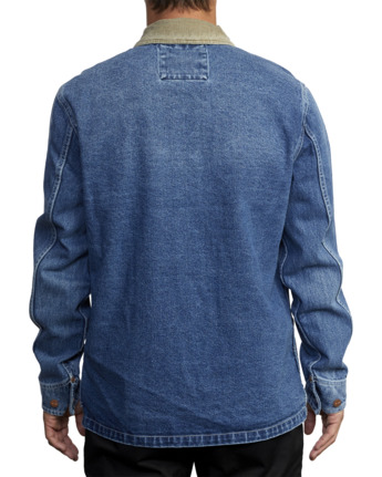 Chainmail - Denim Jacket for Men  Z1JKRERVF1