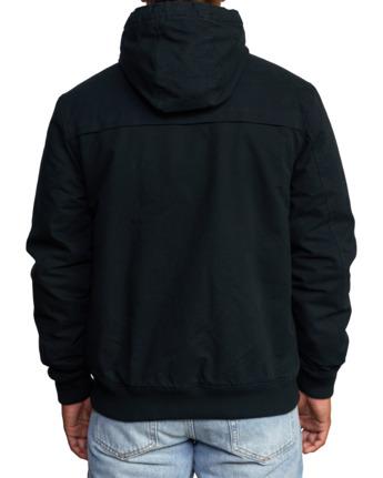Hooded 2 - Jacket for Men  Z1JKRMRVF1