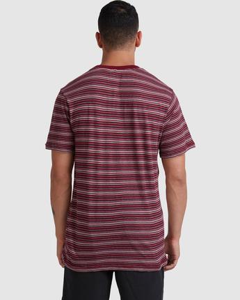 Toluca Micro Stripe - T-Shirt for Men  Z1KTRDRVF1