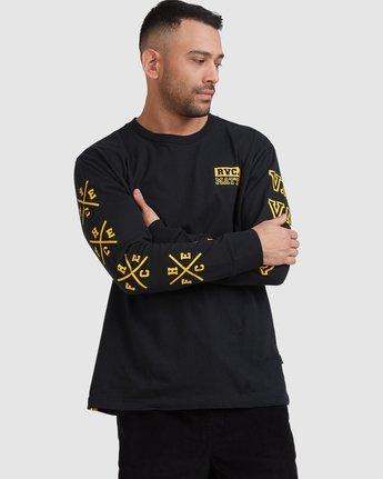 Matty Matheson Glorious Meats - Long Sleeve T-Shirt for Men  Z1LSRDRVF1
