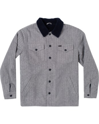Benny - Flannel Shirt for Men  Z1SHRFRVF1