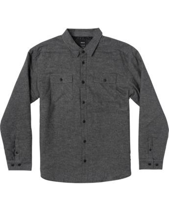 Husker Quilted - Flannel Shirt for Men  Z1SHRRRVF1