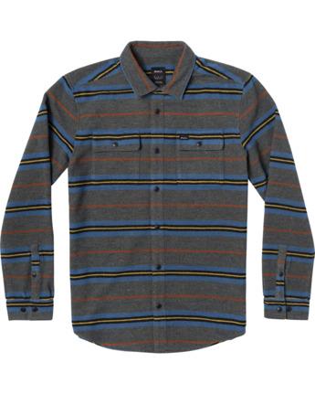 Rvca Blanket - Flannel Shirt for Men  Z1SHRWRVF1