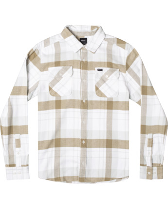 That'll Work - Short Sleeve Flannel Shirt for Men  Z1SHSARVF1