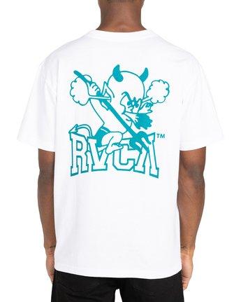 Rvca Devils - T-Shirt for Men  Z1SSRORVF1