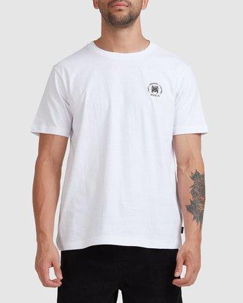 Rvca Seal - T-Shirt for Men  Z1SSSCRVF1