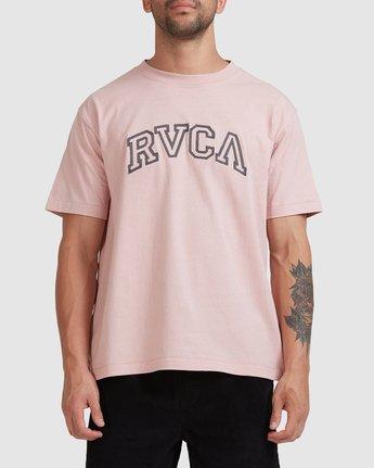 Rvca Teamster - T-Shirt for Men  Z1SSSDRVF1