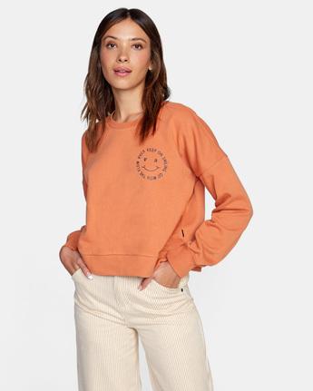 Keep Smiling - Sweatshirt for Women  Z3CRRERVF1